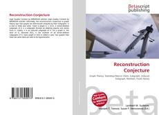 Bookcover of Reconstruction Conjecture