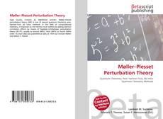Bookcover of Møller–Plesset Perturbation Theory