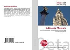 Обложка Adenauer-Museum