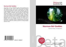 Bookcover of Norman Bel Geddes