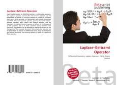 Bookcover of Laplace–Beltrami Operator