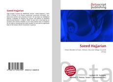 Bookcover of Saeed Hajjarian