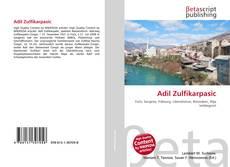 Buchcover von Adil Zulfikarpasic