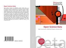 Open Science Data kitap kapağı