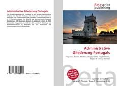 Bookcover of Administrative Gliederung Portugals