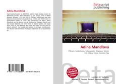Bookcover of Adina Mandlová
