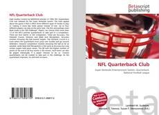 NFL Quarterback Club kitap kapağı