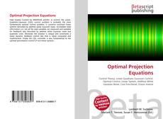 Copertina di Optimal Projection Equations