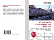 Bookcover of Administrative Gliederung von San Francisco