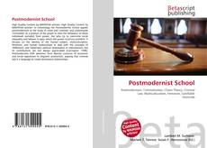 Postmodernist School kitap kapağı