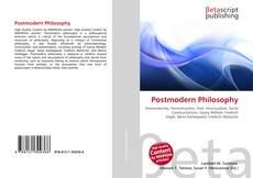 Portada del libro de Postmodern Philosophy