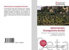 Buchcover von Administrator (Evangelische Kirche)