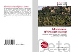 Capa do livro de Administrator (Evangelische Kirche)