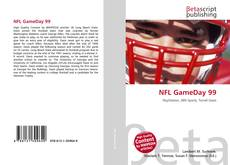 Bookcover of NFL GameDay 99