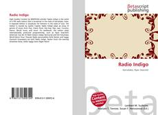 Radio Indigo kitap kapağı