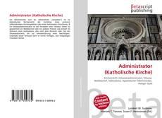 Buchcover von Administrator (Katholische Kirche)