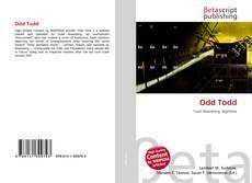 Buchcover von Odd Todd