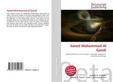 Saeed Mohammad Al Gandi的封面