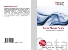 Bookcover of Saeed Ahmad Nagra