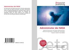 Bookcover of Administrator der NASA