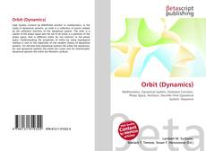 Bookcover of Orbit (Dynamics)
