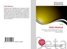 Bookcover of Orbit Method