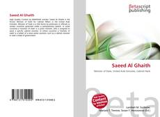 Saeed Al Ghaith的封面