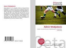 Portada del libro de Admir Medjedovic