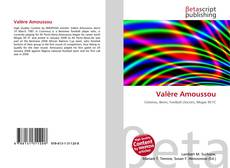 Bookcover of Valère Amoussou