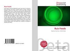 Portada del libro de Ruiz Foods