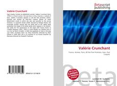 Bookcover of Valérie Crunchant