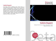 Bookcover of Valérie Dupont