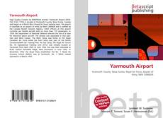 Bookcover of Yarmouth Airport