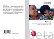 Bookcover of Adivasi