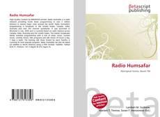 Buchcover von Radio Humsafar