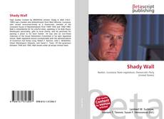 Bookcover of Shady Wall