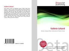 Bookcover of Valérie Létard