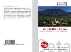 Buchcover von Västerbottens- Kuriren