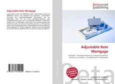 Bookcover of Adjustable Rate Mortgage