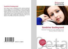 Capa do livro de Sandrine Soubeyrand