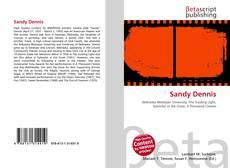 Bookcover of Sandy Dennis