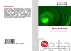 Couverture de Ruins (Album)