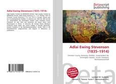 Buchcover von Adlai Ewing Stevenson (1835–1914)