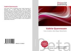 Bookcover of Valérie Quennessen