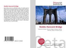 Bookcover of Waldo–Hancock Bridge