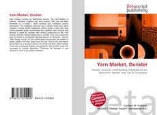 Yarn Market, Dunster kitap kapağı