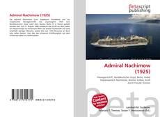 Admiral Nachimow (1925)的封面