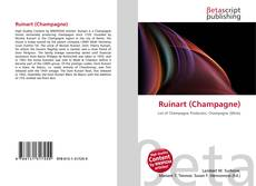 Bookcover of Ruinart (Champagne)