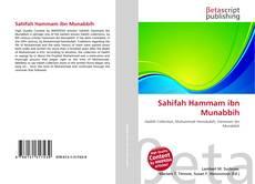 Bookcover of Sahifah Hammam ibn Munabbih