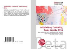 Обложка Middlebury Township, Knox County, Ohio